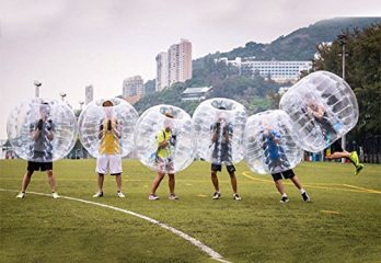 The Best Bubble Ball