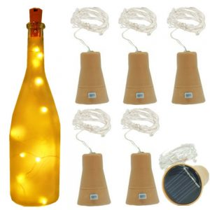 Top 10 Best Christmas Wine Bottle Decorations 2018 Review