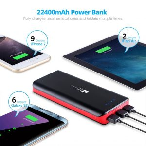Top 10 Best Power Bank for iPhone 7 & 7 Plus 2019 Review 5