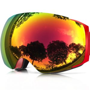 Top 10 Best Ski|Snowboard Goggles for Winter 2018 Review