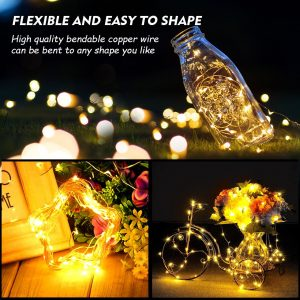 Top 10 Best Wine Bottle Light Inside For Christmas Decoration 2017 – Reviews & Buyer's Guideline