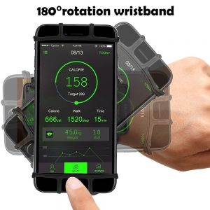 Top 10 Best iPhone X Wristband 2017 Review