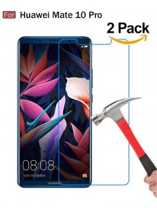 Top 10 Best Screen Protector for Huawei Mate 10 Pro​ 2018 Review