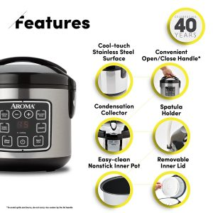 Top 10 Best Small Rice Cookers For Brown Rice In 2020 Reviews 4