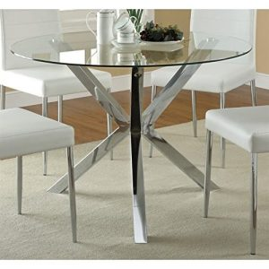 Top 10 Best Round Glass Dining Tables 2018 Review