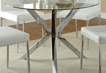 Top 10 Best Round Glass Dining Tables 2019 Review