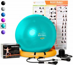 Top 10 Best Exercise Ball 2018 Review