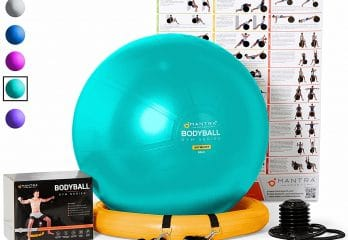 Top 10 Best Exercise Ball 2020 Review