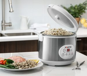 Top 10 Best Small Rice Cookers For Brown Rice In 2020 Reviews 12