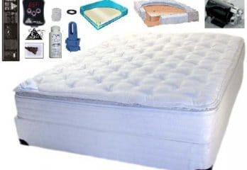 Top 10 Best waterbed mattresses back pain in 2019 Review