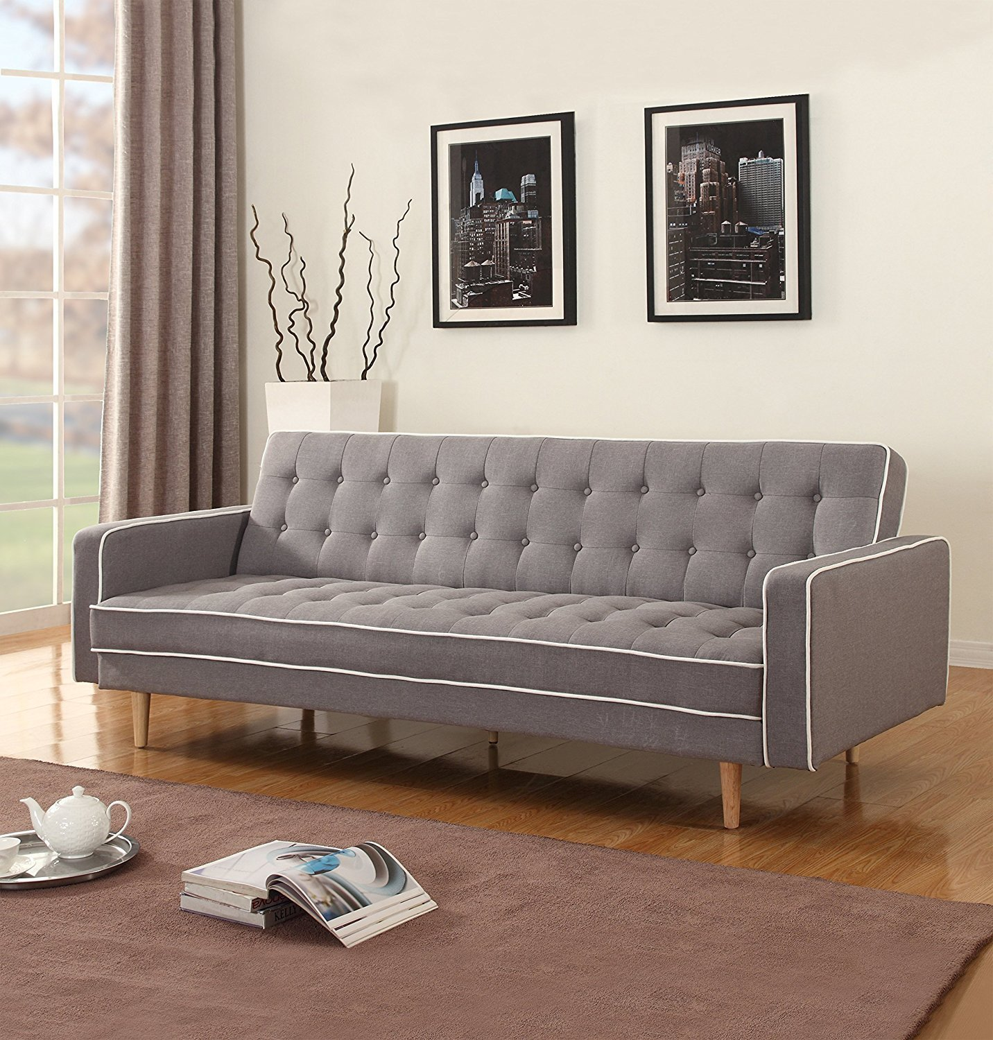 Comfy Sleeper Sofa: Top 10 Best Comfortable Sleeper Sofas In 2019 Review