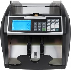 Top 10 Best Cash Counting Machine 2019 Review 5