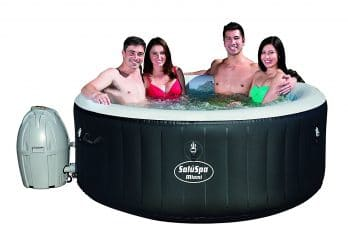 Top 10 Best Portable Hot Tubs In 2020 Review