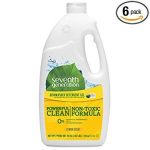 Top 10 Best Cheap Dishwasher Detergent In 2018 Review