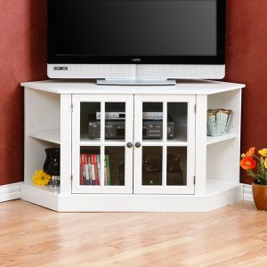 Top 10 Best Corner TV Stands In 2020 Reviews 9