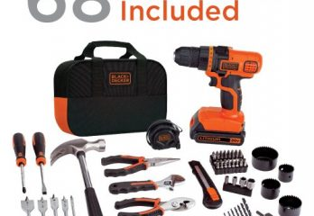 Top 10 best cordless drill & inpact drawer set in 2020 review