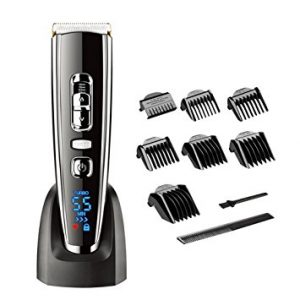 Top 10 best cordless hair edger in 2018 review