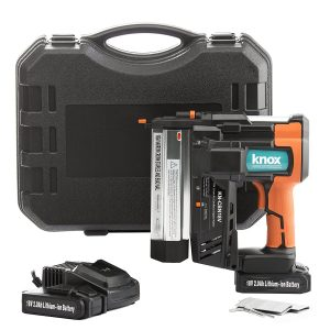 Top 10 best cordless air gun, nailer with auto stop in 2019 review 11