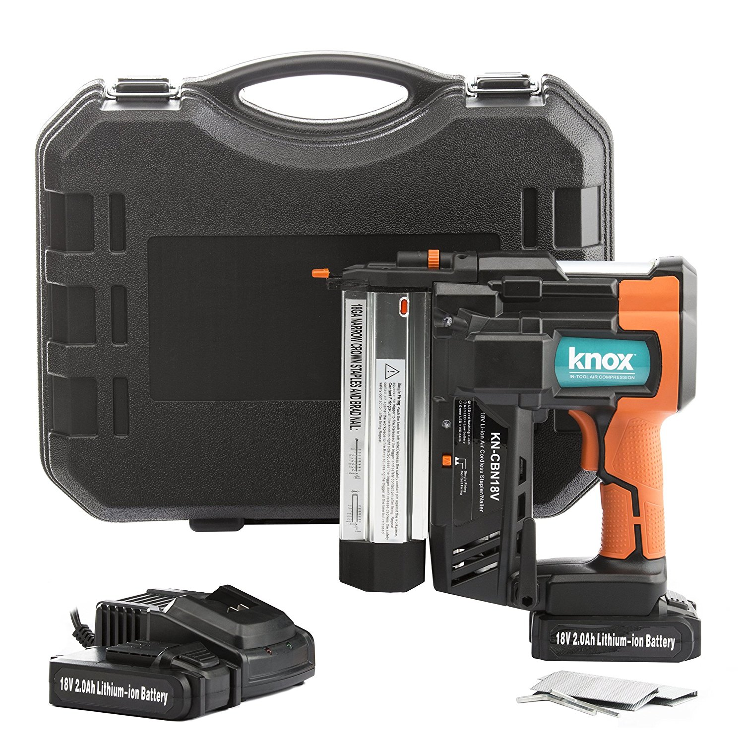 Top 10 best cordless air gun, nailer with auto stop in 2018 review
