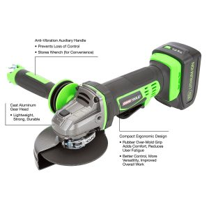 Top 10 best cordless angle grinder in 2018 review