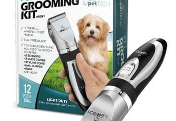 Top 10 Best Cordless Hair Clippers for Dogs Grooming 2019 Review