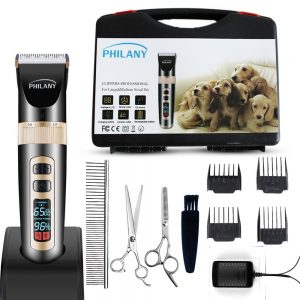 Top 10 Best Cordless Hair Clippers for Pig 2018 Review