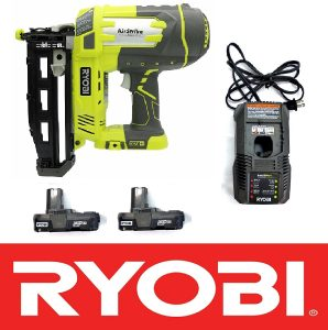 Top 10 best cordless air gun, nailer with auto stop in 2019 review 1
