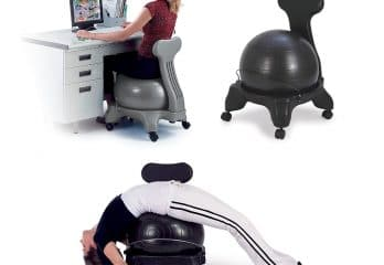 Top 10 best balance ball chair for tall person in 2019 review