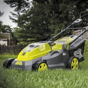 Top 10 best cordless lawn mower in 2018 review