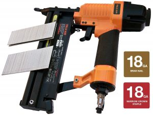 Top 10 best cordless air gun, nailer with auto stop in 2019 review 5