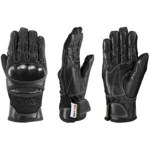 MOTERO Man Leather Motorcycle Gloves (Summer)