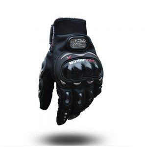 Motorbike gloves Full finger durable