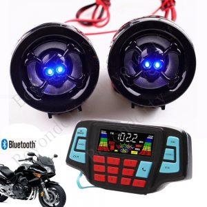 Top 10 Best Motorcycle Bluetooth Speakers 2018 Review