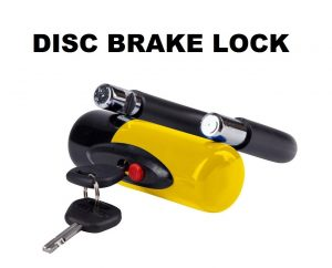 Top 10 Best Motorcycle Disc Lock 2020 Review 5