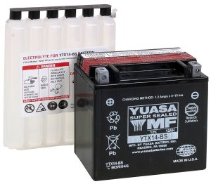 Top 10 Best Motorcycle Battery 2018 Review