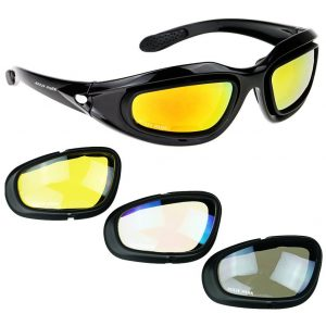 AULLY PARK, the motorcycle sun glasses