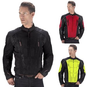 Top 10 Best Motorcycle Mesh Jacket 2019 Review 5