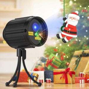 Christmas Laser Lights LED Projector from Demeao