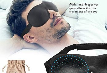 Top 10 Best sleeping mask in 2020 Review