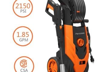 Top 10 Best Electric Power Washer In 2020 Review