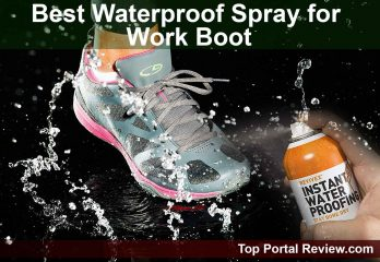 Top 10 Best Waterproof Spray For Work Boots In 2020 Review