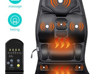 Top 10 Best Massage Chair Pad in 2020 Review