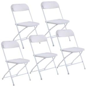 Top 10 Best Plastic Chair in 2019 Review 7