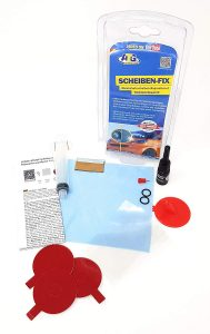 ATG Windshield-FIX Full Repair Kit for Cracks, Scratches, Chips DIY Smart Repair