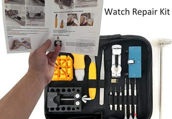 Top 5 Best Watch Repair Kits In 2020 Review