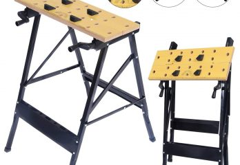 Top 5 best folding portable workbench in 2019 review