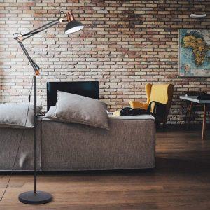 Top 5 cheap industrial floor lamps in 2019 review 9
