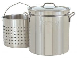 Top 5 best stainless steel stock pots commercial in 2021 review 5