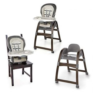Top 5 Best Wooden High Chair In 2021 Review 2