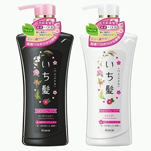 NEW 2017! ICHIKAMI SMOOTH AND SLEEK SHAMPOO (480mL) AND CONDITIONER